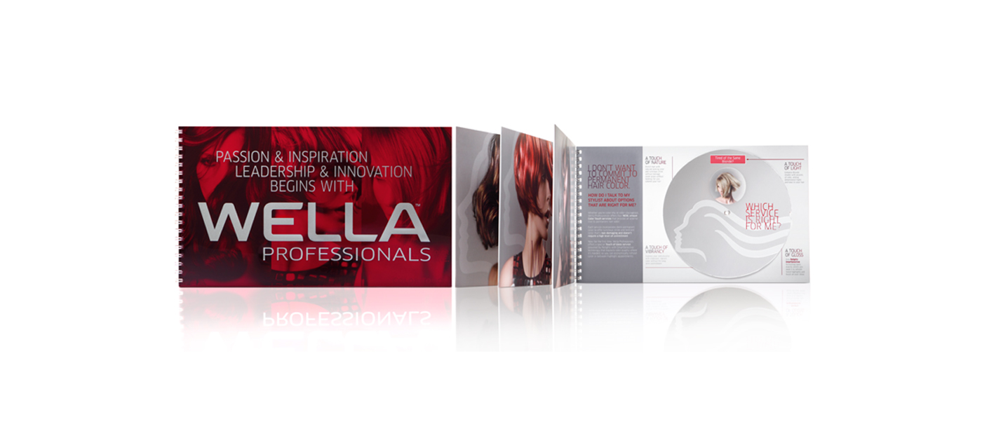 Wella Color Touch Demo Book – Lisa Semidey